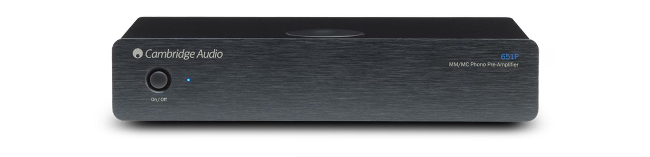 【651P 唱頭放大器】Cambridge Audio 英國劍橋音響 家庭劇院 CD BD AV 擴大機 數位串流 收音機