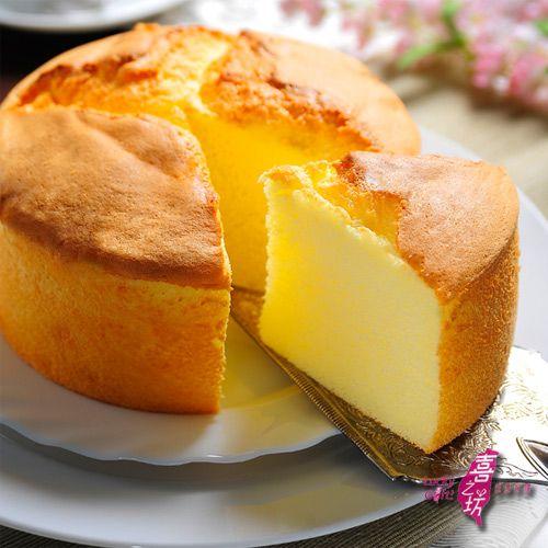【喜之坊】布丁蛋糕(冷藏宅配)