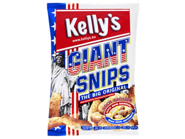 奧地利進口 Kelly's 紐約乖乖-花生口味150g