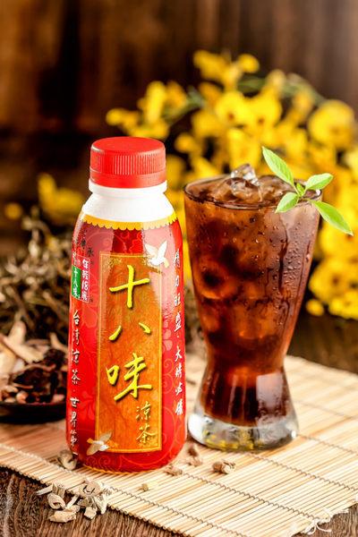 十八味養身茶(小瓶/400ml)【全台灣有錢的人都喝我們的茶】★排便順暢★養顏美容★