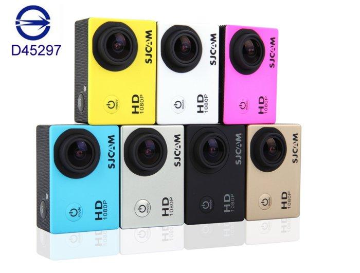 SJCAM原廠SJ4000保固一年可更新聯詠機車行車紀錄器防水相機運動攝影機空拍浮潛