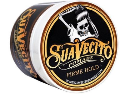 Suavecito Pomade Strong Firme Hold 強力款 水洗式髮油 115g ☆真愛香水★