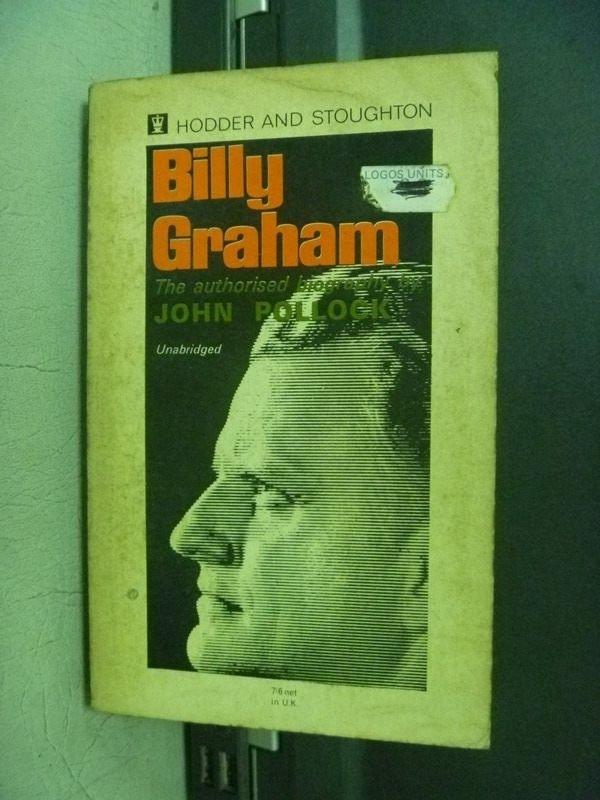 【書寶二手書T8/傳記_KQH】Billy Graham_John Pollock