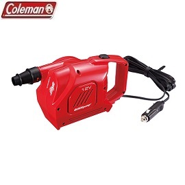 [ Coleman ] QUICKPUMP DC12V幫浦 / 充氣 排氣 / 公司貨 CM-21938