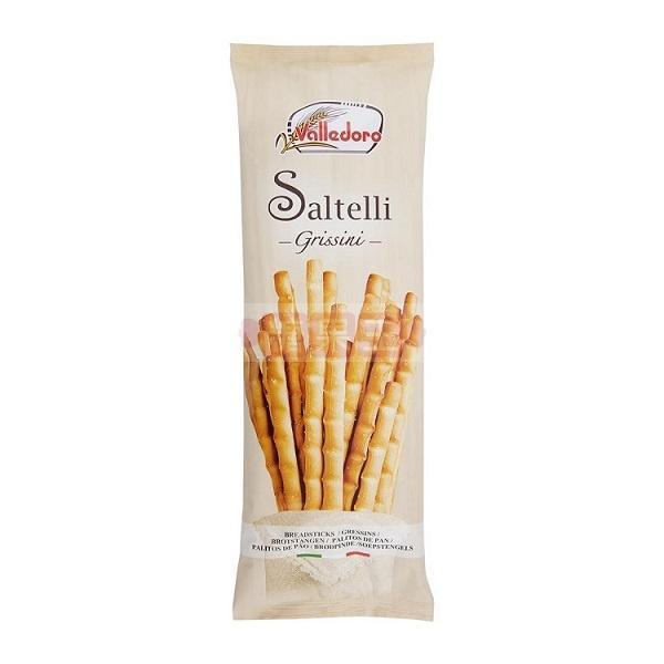 義大利 Valledoro 竹節麵包棒 (鹽味)