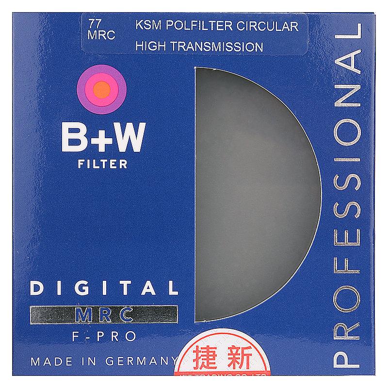 ◎相機專家◎ B+W F-Pro 43mm HTC KSM CPL 高透光凱氏偏光鏡 HTC-PL 捷新公司貨
