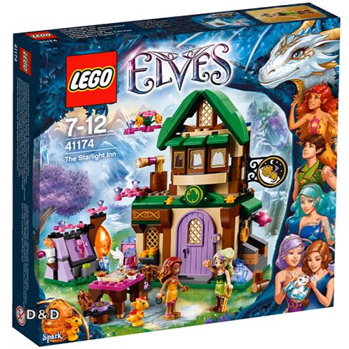 樂高積木LEGO《 LT41174 》Elves 精靈系列 - 精靈星光旅店