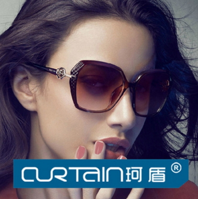 50%OFF【J011465Gls】新款優雅玫瑰花朵太陽鏡女潮5041 歐美復古雕花太陽眼鏡墨鏡附眼鏡盒