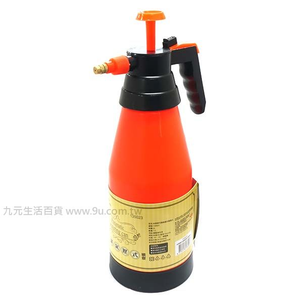 【九元生活百貨】可調氣壓式噴壺-2L 噴霧器 噴瓶 噴槍瓶