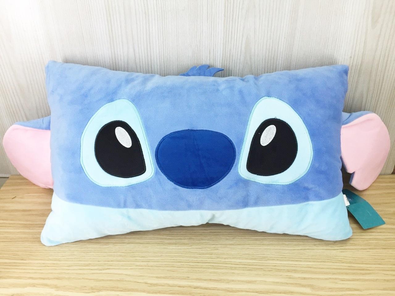 【真愛日本】15121800004 大臉雙人枕-史迪奇 迪士尼 星際寶貝 史迪奇 抱枕 靠枕 枕頭 娃娃