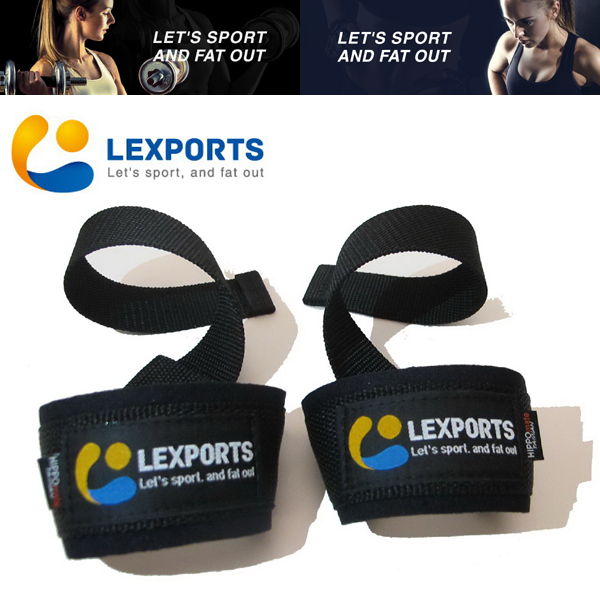 LEXPORTS 勵動風潮 / 第二代健身拉力帶 / 健身輔助拉帶 / 重訓助握帶 / 健身助力帶