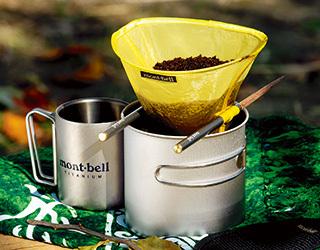 Mont bell 咖啡濾杯 2-4 /4-7杯用 可重複使用 #1124510  #1124538