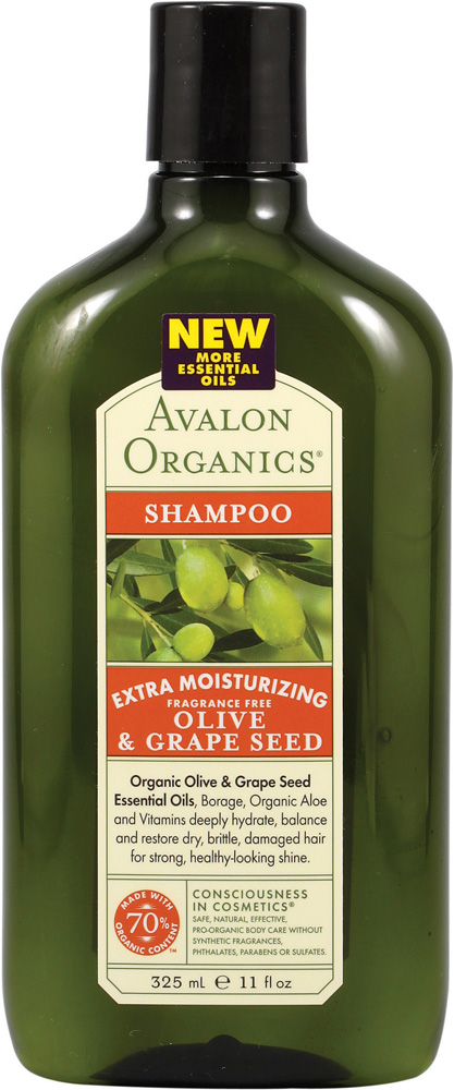 Avalon 橄欖&葡萄籽洗髮精 325ML/11oz ☆真愛香水★