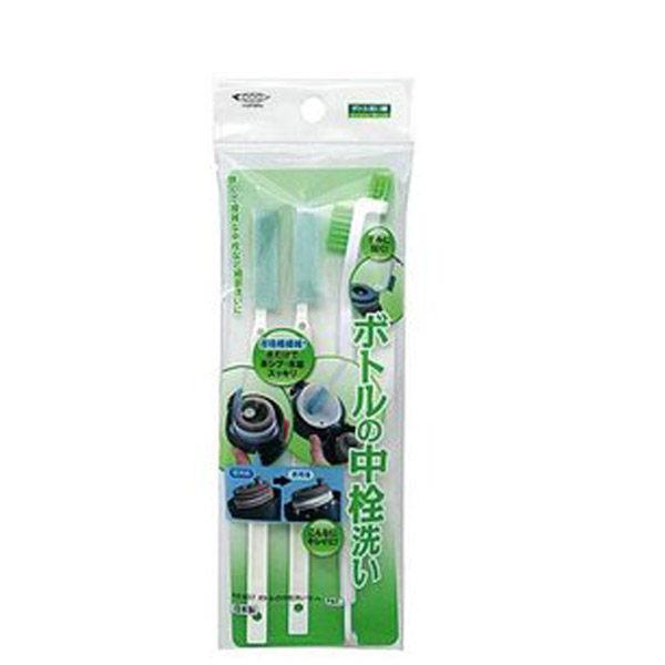 有樂町進口食品 日本 MAMEITA保溫瓶罐清洗清潔刷具組 J65 4930419480789