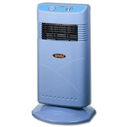 【嘉麗寶】直立陶瓷定時電熱器 / SN-889T