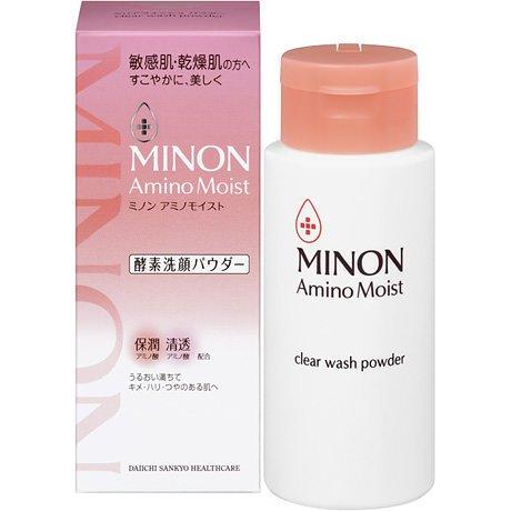 ◎LY愛雅日貨代購◎ 日本代購 MINON Amino Moist 酵素洗顏粉 敏感肌&乾燥肌必備 現貨