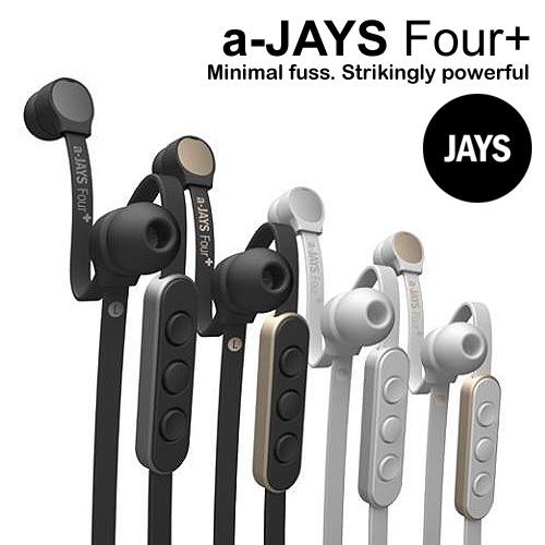 瑞典 JAYS A-JAYS FOUR plus Android 專用進階版耳機 AJ4+ ◆優質的聲效結構,原聲完美重現
