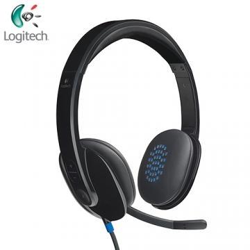羅技 LOGITECH H540 USB 耳機麥克風 981-000481
