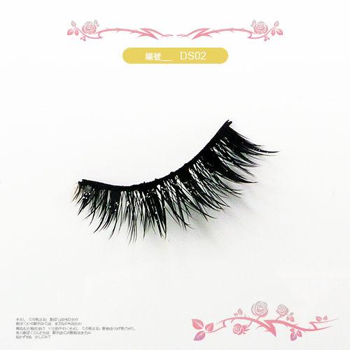 寶貝窩【DS02】Auein 人氣純手工聖誕限定款假睫毛一盒5對