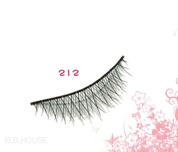 寶貝窩【T212】Auein人氣純手工假睫毛一盒10對