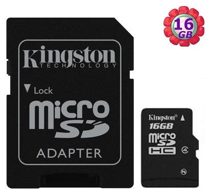 KINGSTON 16GB 16G microSDHC【class 4】金士頓 microSD SD SDHC C4 手機記憶卡 記憶卡