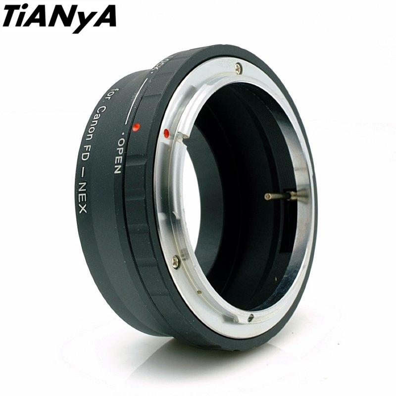 又敗家@Tianya天涯Canon可調光圈FD轉E鏡頭轉接環(佳能FD鏡頭接到SONY索尼E-Mount相機身)FD-NEX轉接環 FD轉NEX轉接環 FD-E轉接環 FD轉E轉接環50/1.4 85/1.2 50mm f/1.4 85mm f1.2