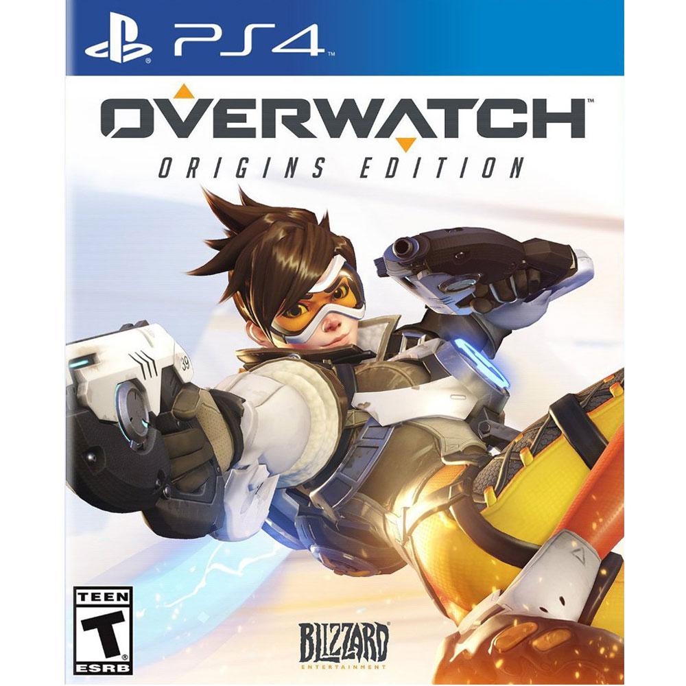 PS4 鬥陣特攻 啟元版 英文美版 Overwatch - Origins Edition