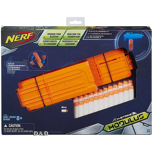 《 NERF 樂活打擊 》打擊者自由模組系列 - 子彈升級套件