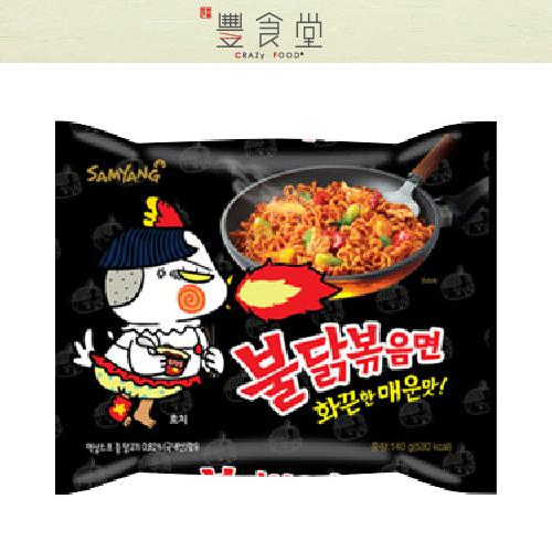 【異國泡麵】韓國  2013全球最辣TOP 2 - 噴火辣雞肉風味炒麵 單包入/5包入
