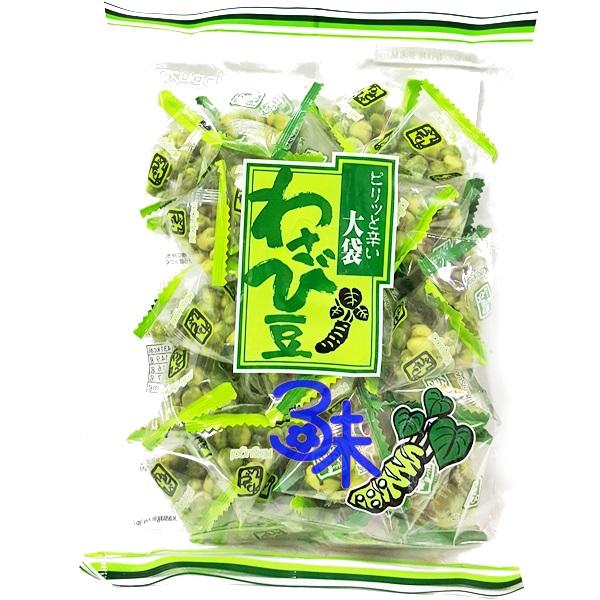 日本) Kasugai 春日井 大袋 芥末豆 1包 294 公克 特價 228 元 【4901326012349 】