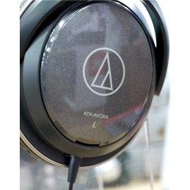 鐵三角 audio-technica ATH-AVC300 密閉式耳罩式耳機(鐵三角公司貨)