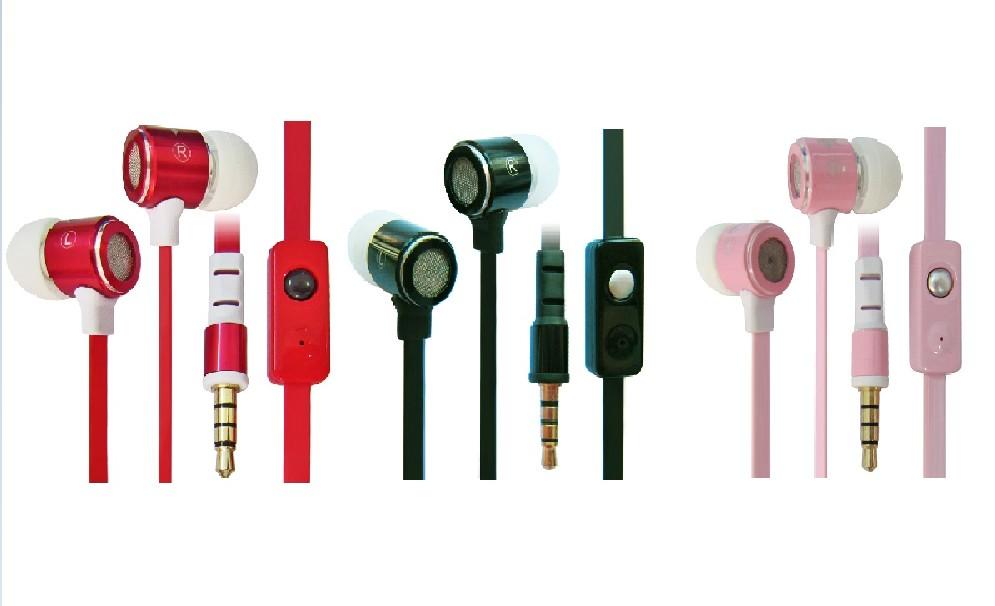 US-005入耳式耳機附麥克風