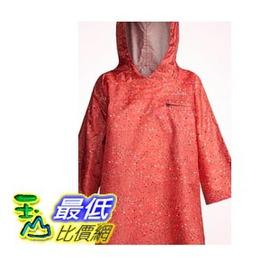 [3日特賣到周日3:00]  Paradox 兒童一件式雨衣 (橘色印花) _W593822