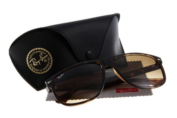 Ray Ban 雷朋 琥珀玳瑁色 太陽眼鏡 RB4147