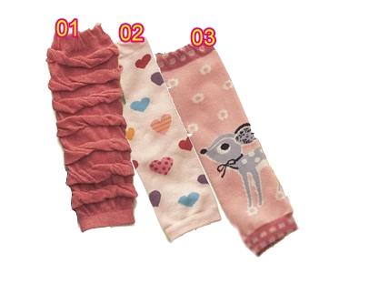 A013 小女生粉色系襪套3款可選