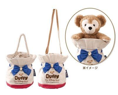 日本直送 東京迪士尼限定Duffy水桶包