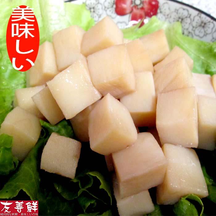 【友善鮮】鮑魚角1包組( 600g±10%/包 )10200000010(冷凍商品)