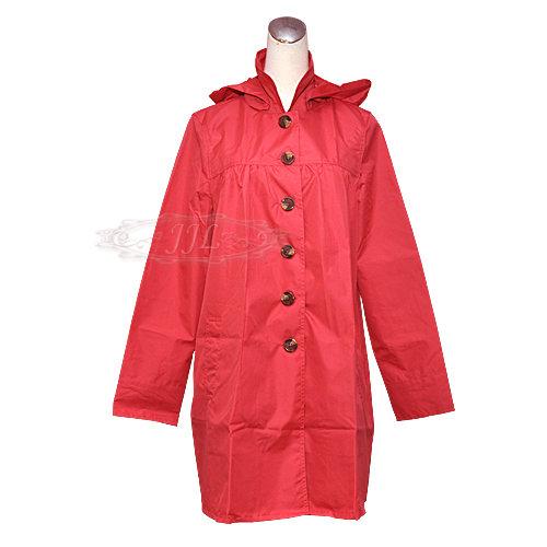 *JJL*時尚雨衣風衣防水透氣帽子可拆附提袋 2選1 91656662