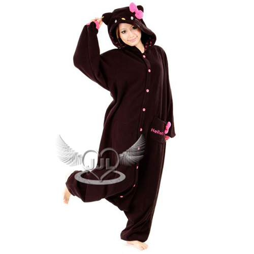*JJL*HELLO KITTY連身角色扮演衣服變裝秀休閒服 801431