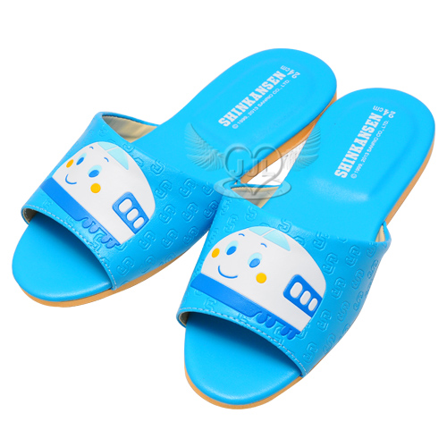 新幹線台灣製室內拖鞋藍色24~27cm 4選1  73522766*JJL*