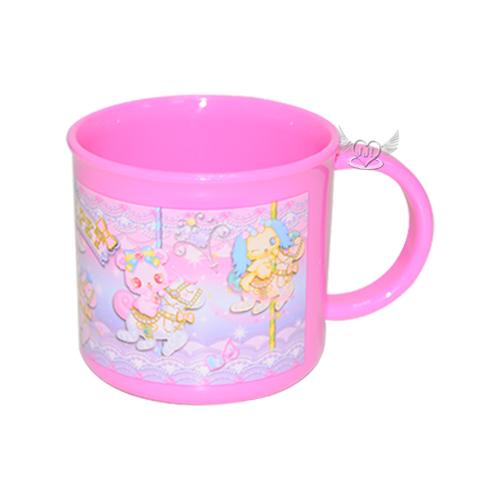 日本製寶石寵物塑膠杯子水杯漱口杯200ml  248559*JJL*