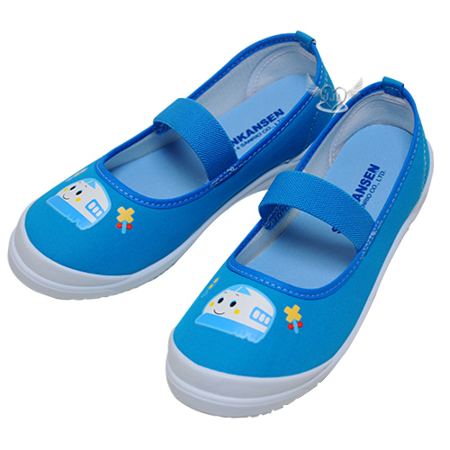 新幹線兒童布鞋安親班室內鞋休閒鞋鞋子深藍色16~21cm 6選1  95710440*JJL*