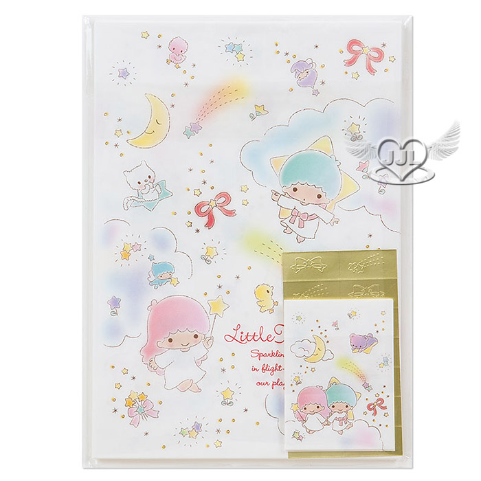 日本製雙子星紙袋禮物袋彩虹流星系列  769867*JJL*