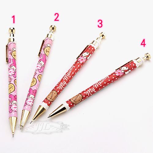 *JJL*日本製 美樂蒂 糖果系列 自動鉛筆.原子筆 4選1  70277899 可超商取貨/付款
