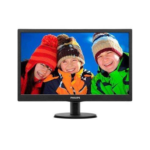 *╯新風尚潮流╭* PHILIPS飛利浦 22吋 V系列 LED液晶顯示器 DVI-D VGA 223V5QSB6