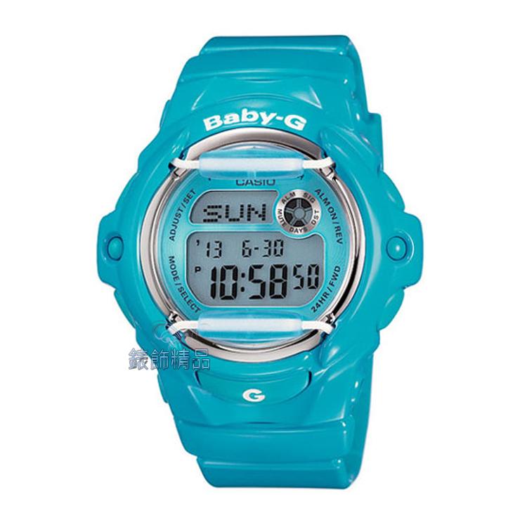 【錶飾精品】現貨CASIO卡西歐Baby-G防水200米BG-169R-2BDR亮藍BG-169R-2B全新原廠正品 生日 禮物 學生 開學 畢業季