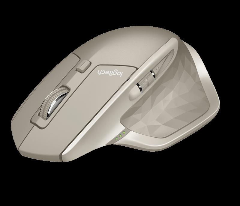 Logitech 羅技 MX Master 無線滑鼠(象牙白)