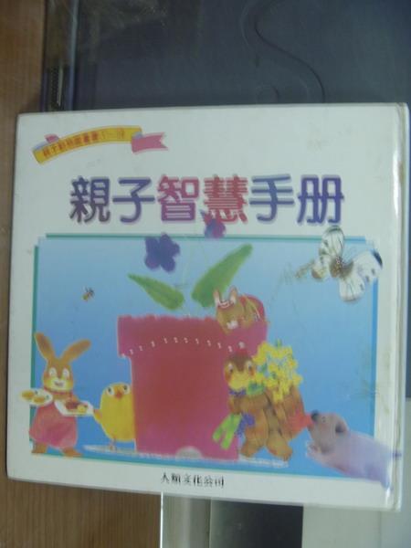 【書寶二手書T1/少年童書_POE】親子智慧手冊