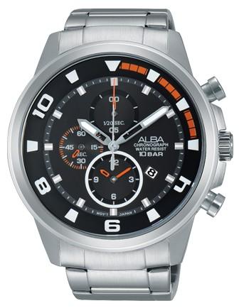 ALBA  運動腕錶YM92-X269D/AF8U07X1