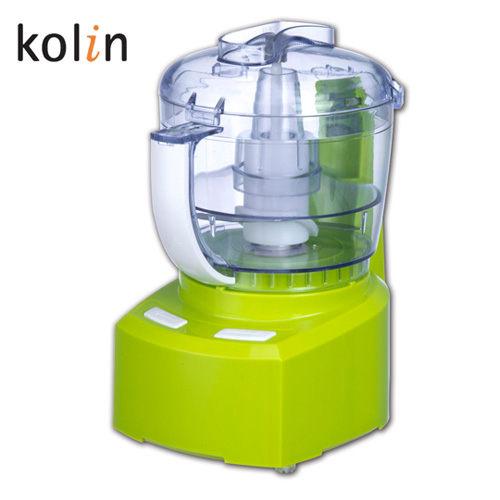 Kolin 歌林 雙向旋轉食物調理機 KJE-HC04 切碎 / 攪拌 / 調理 / 研磨